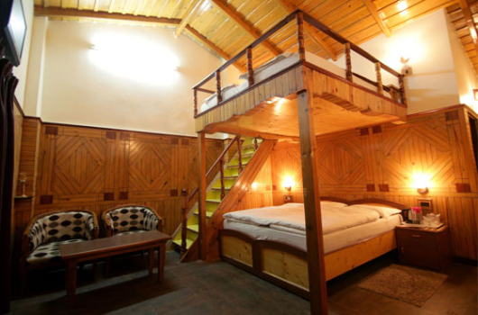 luxury hotels in nainital