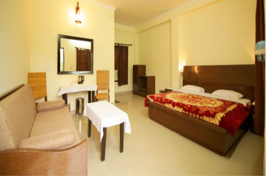 budget hotels in corbett