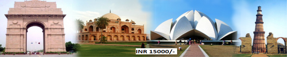 Golden Triangle Tours by Car